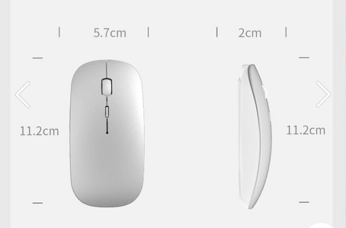 マウス ワイヤレス マウス ワイヤレスマウス 無線 光学式 静音 高機能マウス