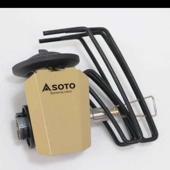 SOTO レギュレーターストーブ ST-310 ナチュラム限定生産