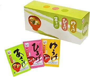 永谷園 あさげ・ひるげ・ゆうげ おみそ汁アソートBOX(粉末タイプ) 30食入_画像3