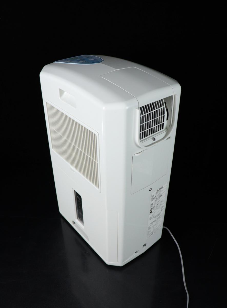 【動作OK】CORONA CDM-1018 冷風 衣類乾燥除湿機 排熱ダクト 箱付 2018年製 どこでもクーラー 大型5.8Lタンク 除湿機 冷風機 FALY16_画像4