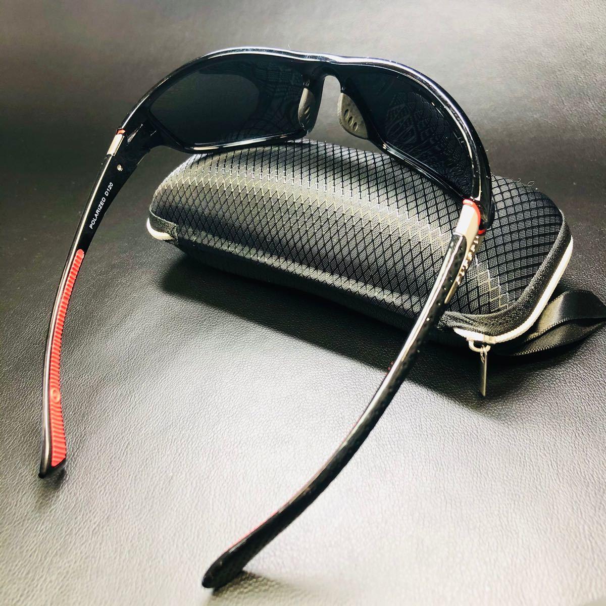 DUBERY サングラス 偏光グラス UV400 軽量 車  釣り アウトドア