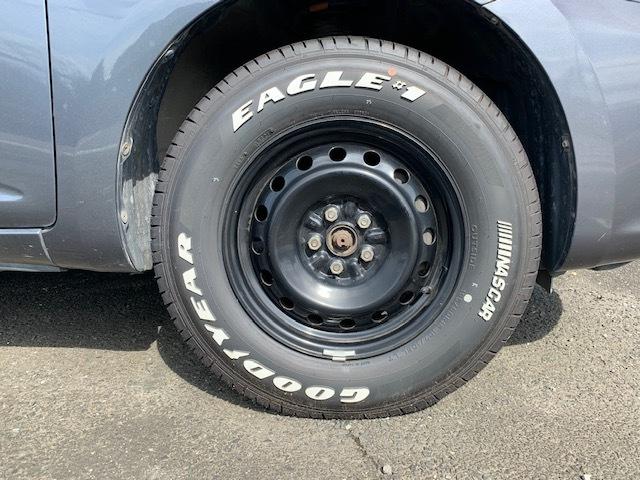 リフトアップカスタム車 TOYOTA WISH ZNE10G 『MAX40』リフトアップ&NASCAR15インチ装着の迫力のシャコタカ車_新品タイヤ履いてから走行少なし