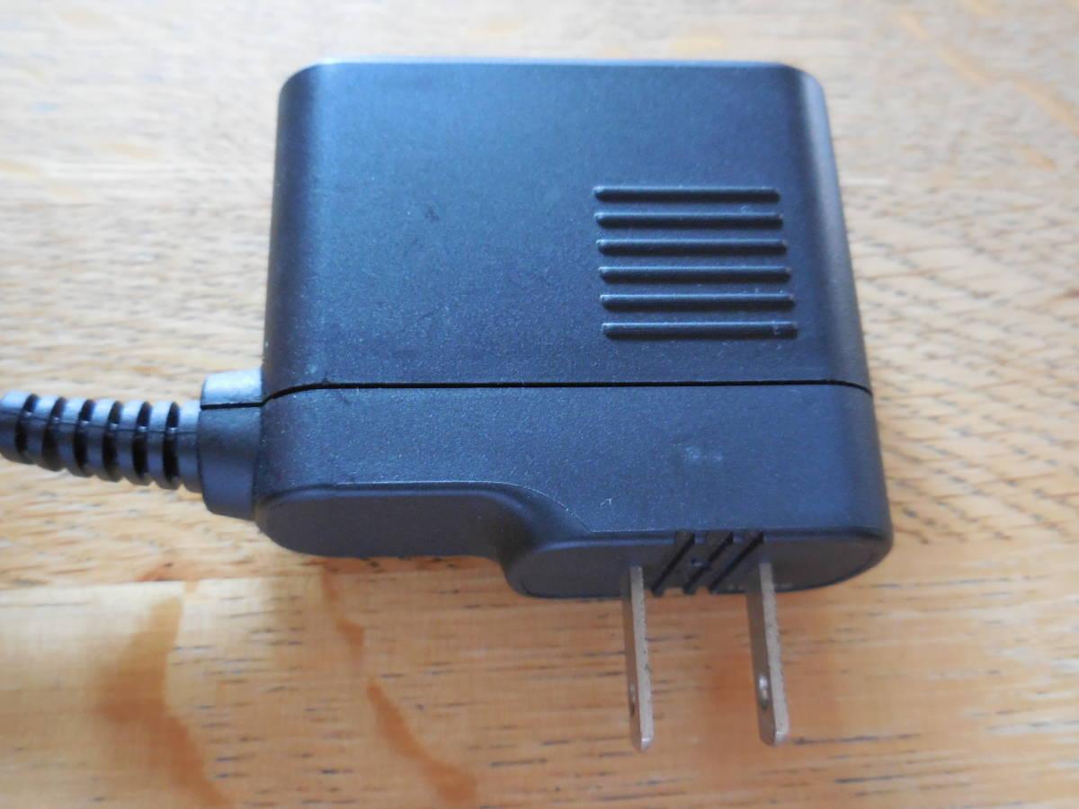 パナソニック シェーバー用 ACアダプター 充電器 RC1-74 中古品