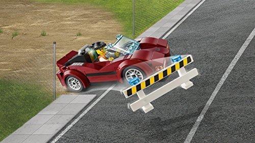 残り1個★ レゴ (LEGO) シティ ポリスヘリコプターとポリスカー 60138 ブロック おもちゃ 男の子 車_画像7