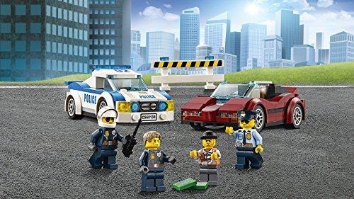 残り1個★ レゴ (LEGO) シティ ポリスヘリコプターとポリスカー 60138 ブロック おもちゃ 男の子 車_画像6