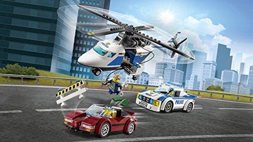 残り1個★ レゴ (LEGO) シティ ポリスヘリコプターとポリスカー 60138 ブロック おもちゃ 男の子 車_画像3