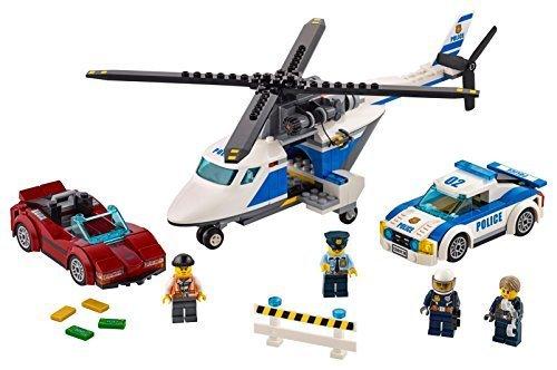 残り1個★ レゴ (LEGO) シティ ポリスヘリコプターとポリスカー 60138 ブロック おもちゃ 男の子 車_画像2
