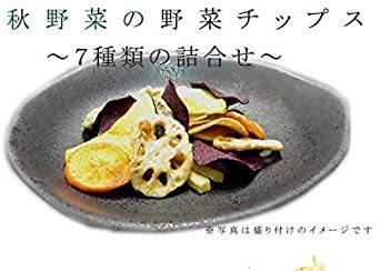 大地の生菓 7種類の秋野菜チップス 150g お菓子 おやつ スナック菓子 こども おつまみ ギフト ドライフルーツ_画像2