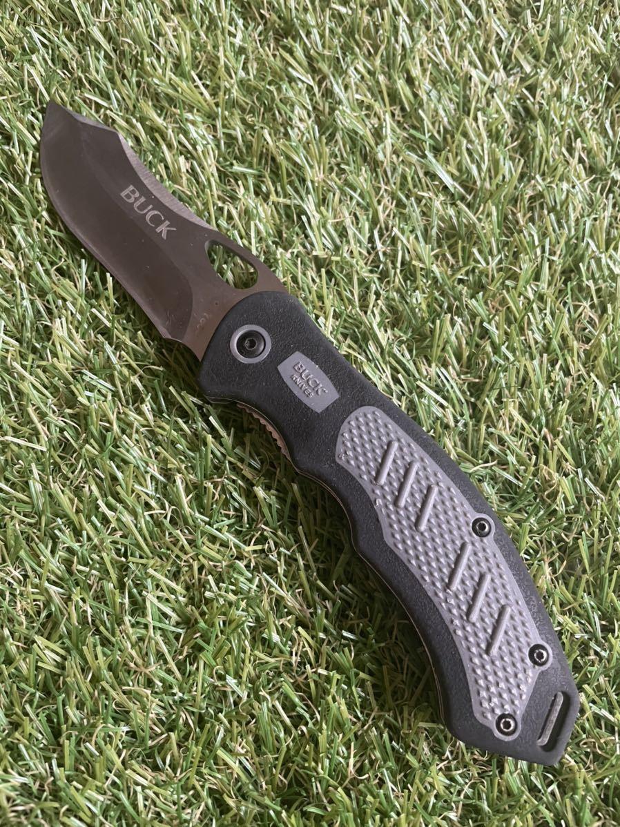 BUCK #001 Folding Knife バックナイフ 折りたたみナイフ フォールディングナイフ
