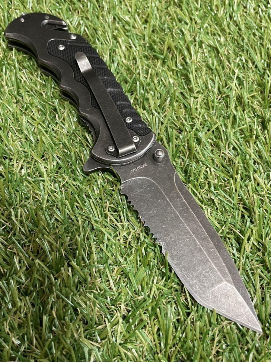 Smith&Wesson #712 Folding Knife フォールディングナイフ 折りたたみナイフ