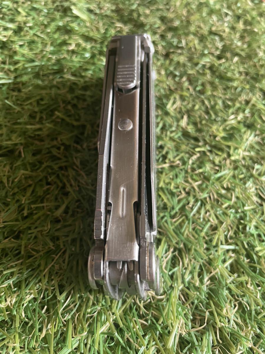 LEATHERMAN WAVE+ レザーマン マルチプライヤー マルチツール ツールナイフ