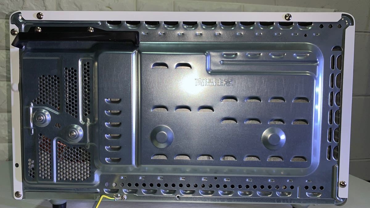 【高年式】【美品】Panasonic オーブンレンジ電子レンジNE-T15A1