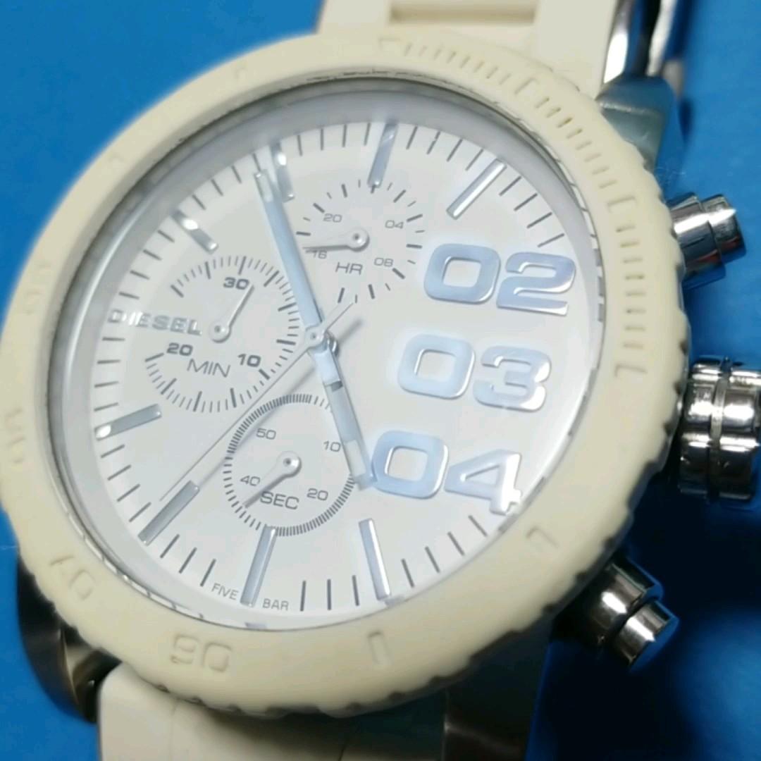 ディーゼル DIESEL クロノグラフ 腕時計 DZ-5306 アナログ クォーツ メンズ