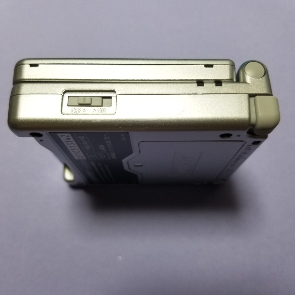 再値下げ ゲームボーイアドバンスSP シルバー+純正ACアダプタ セット おまけ付き