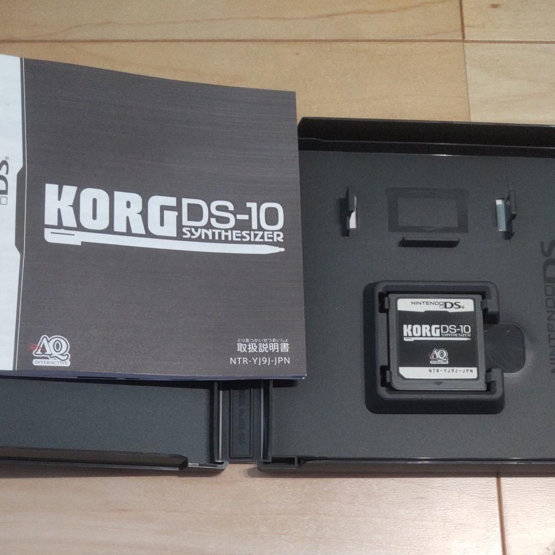 DS ソフト KORG DS-10
