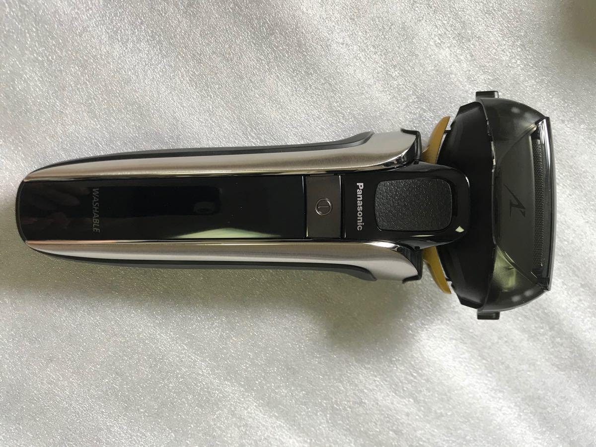 パナソニック ラムダッシュ リニア メンズシェーバー 5枚刃 シルバー調 ES-LV9FX-S