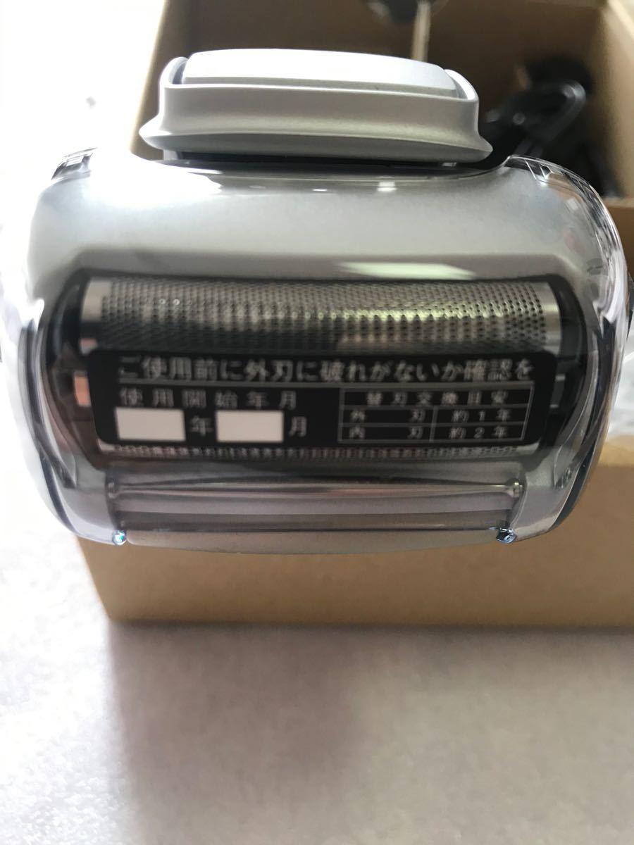 パナソニック ラムダッシュ スキンケアシェーバー/メンズシェーバー 3枚刃 お風呂剃り可 グレー ES-MT21-H