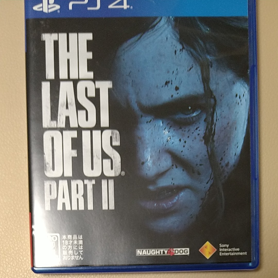 【PS4】 The Last of Us Part II  PS4 ザラストオブアス