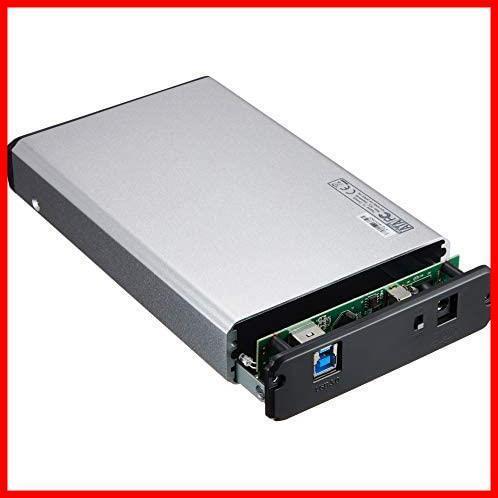 新品玄人志向 HDDケース(シルバー) 3.5型対応 USB3.0接続NPIA_画像3