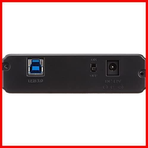 新品玄人志向 HDDケース(シルバー) 3.5型対応 USB3.0接続NPIA_画像9