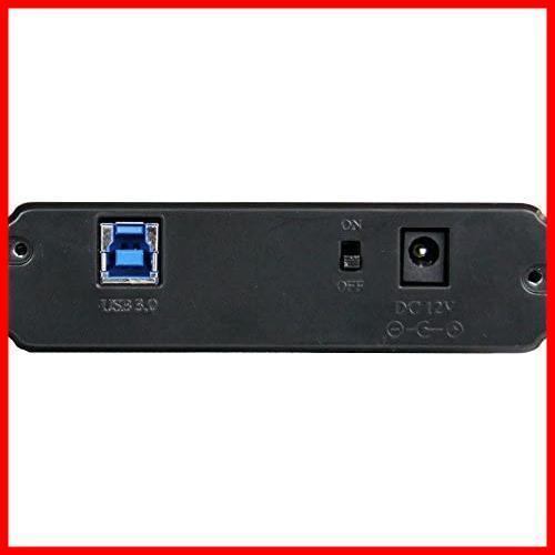 新品玄人志向 HDDケース(シルバー) 3.5型対応 USB3.0接続NPIA_画像10
