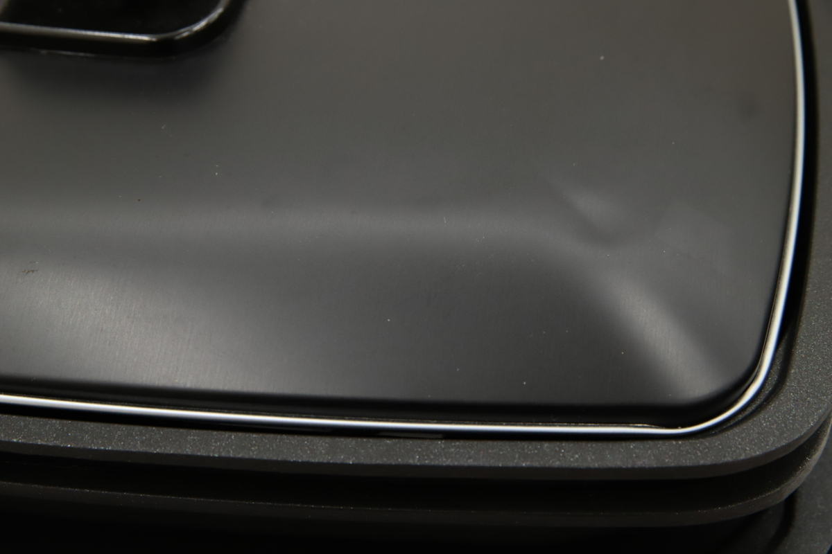 Iア1 KK091503 美品 アイリスオーヤマ 網焼き風ホットプレート 3枚 APA-137-B b_画像7