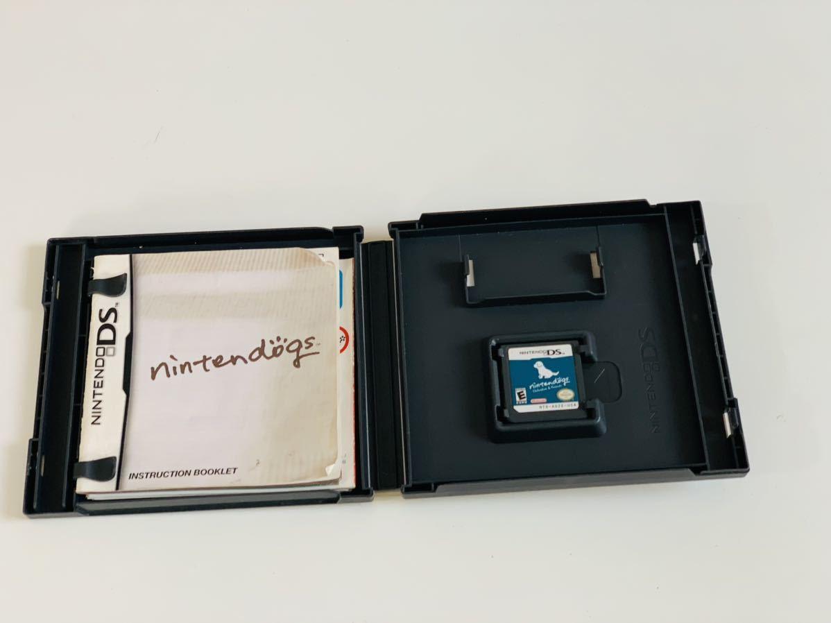 DSソフト NINTENDO DS ニンテンドッグス:チワワ&フレンズ USA game / Nintendogs: Chihuahua & Friends ( USA) Nintendo DS