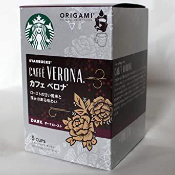 9グラム (x 30) スターバックス「Starbucks(R)」 オリガミ パーソナルドリップコーヒー カフェベロナ 1箱(5_画像2