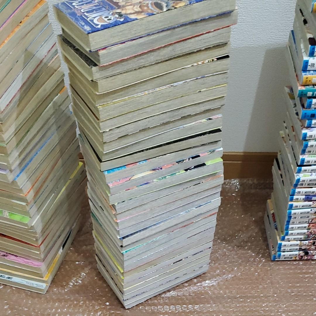 ワンピース 1巻ー100巻  全巻セット ONE PIECE 尾田栄一郎 最新巻まで おまけ6冊