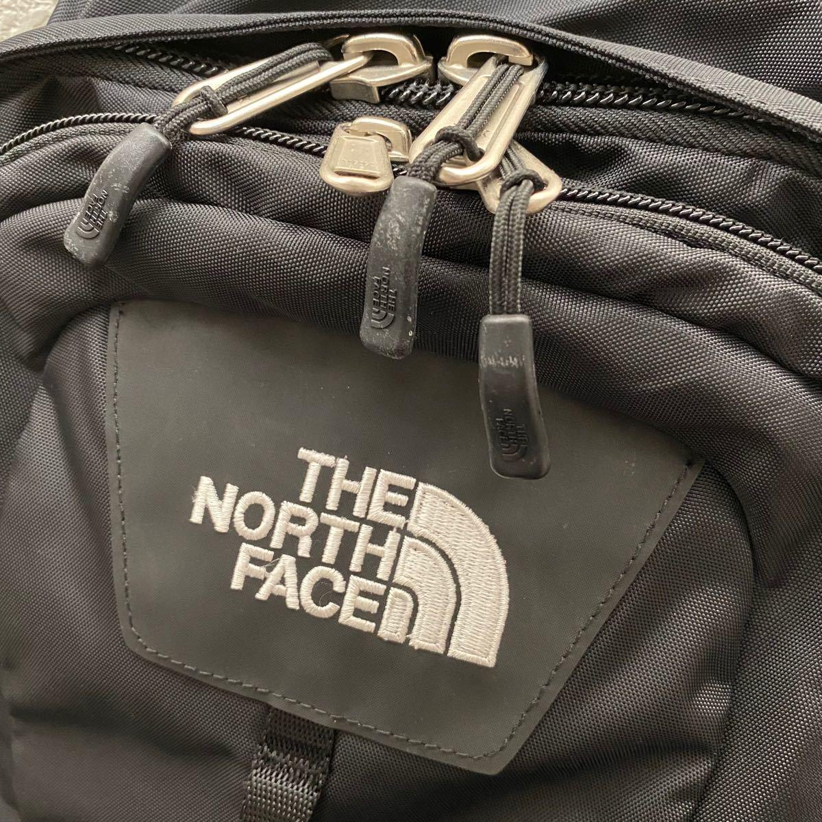 THE NORTH FACE ザ ノースフェイス ホットショット バックパック HOT SHOT CL ブラック リュック