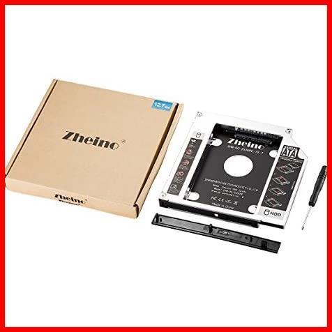 ★本日限定★SATA/HDDマウンタよりCD/DVD 12.7mmノートPCドライブマウンタ 光学ドライブベイ用 に置き換えます Zheino AA987 CADDY_画像4