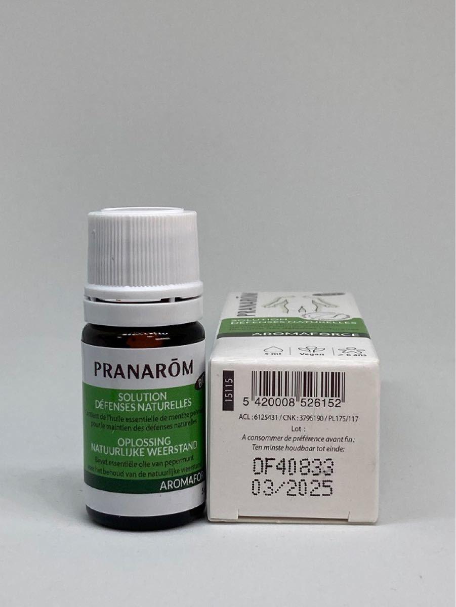 プラナロム アロマフォース BIO 5ml 精油 PRANAROM