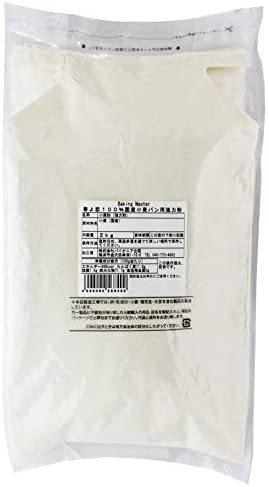春よ恋100%国産小麦パン用強力粉 [Amazon限定ブランド] BAKING MASTER 2kg_画像2