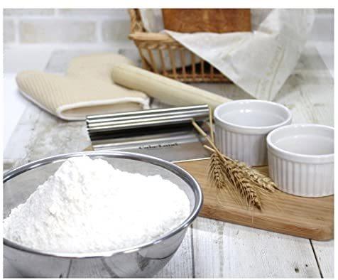 春よ恋100%国産小麦パン用強力粉 [Amazon限定ブランド] BAKING MASTER 2kg_画像3