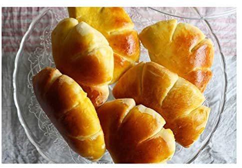 春よ恋100%国産小麦パン用強力粉 [Amazon限定ブランド] BAKING MASTER 2kg_画像6