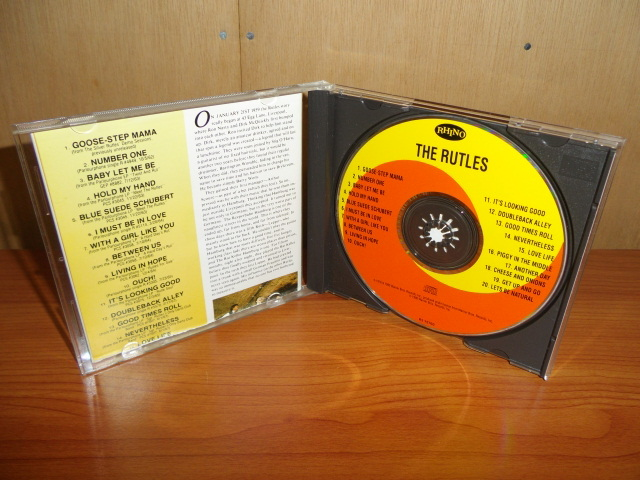 The Rutles / The Rutles (輸入盤CD) Rhino Records ザ・ラトルズ