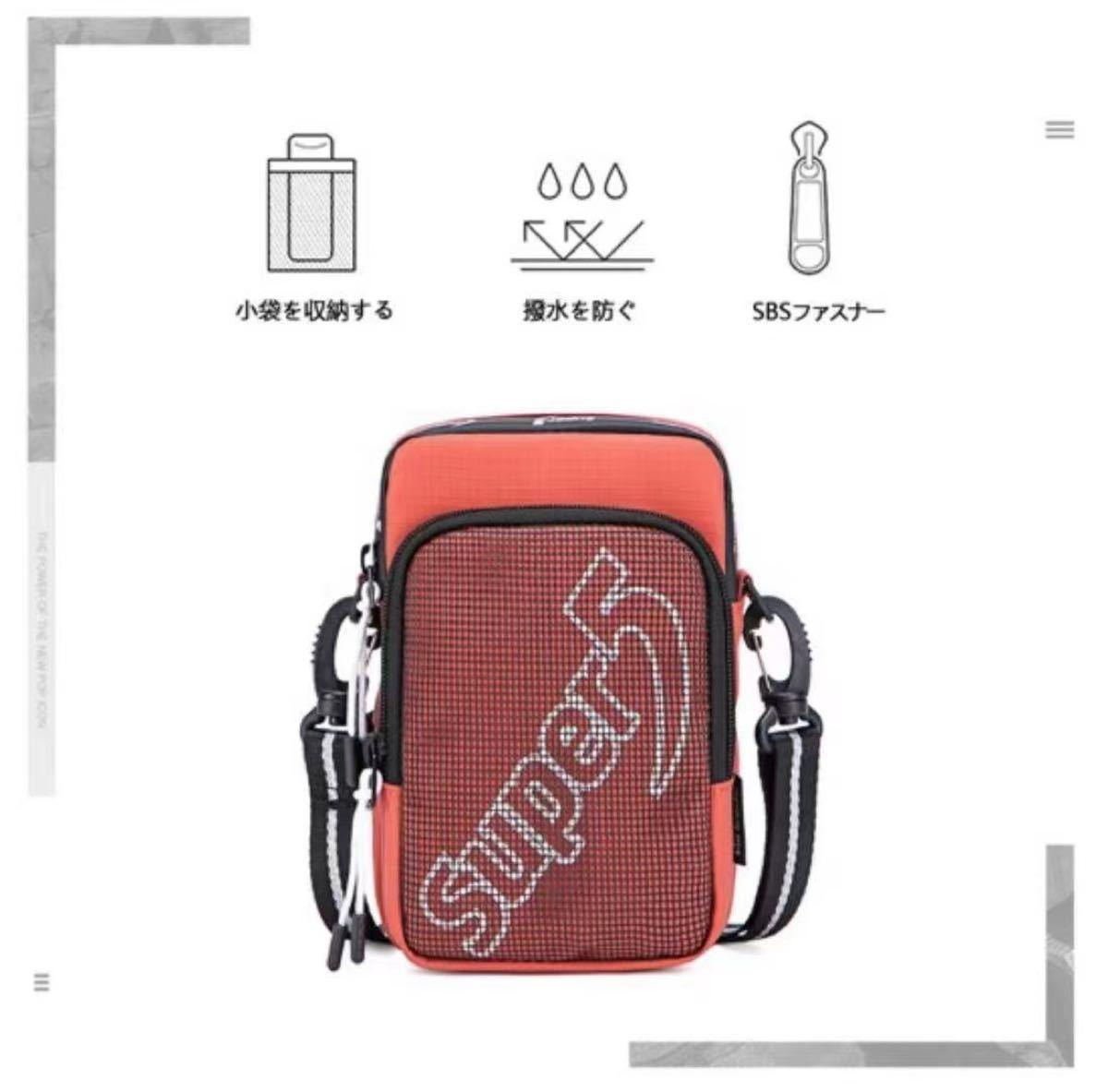 ウエストバッグボディバッグ ショルダーバッグ 斜め掛けバッグおしゃれ軽量防水大容量ワンショルダー 男女兼用