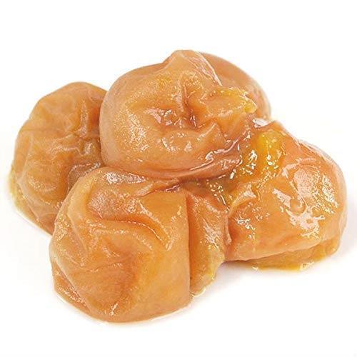 ! 梅干し 紀州南高梅 梅の一冨士 減塩つぶれ梅 はちみつ 塩分約3% (1kg) 訳あり_画像2