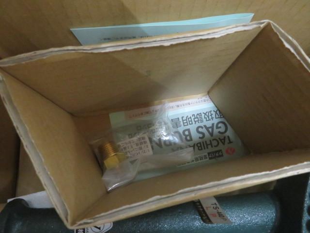 14-42832 未使用 タチバナ 四重コンロバーナーのみ(種火付)LP TS-440P 4重 LPガス プロパン 鋳物コンロ 業務用調理機器 ガスコンロ 厨房_画像6