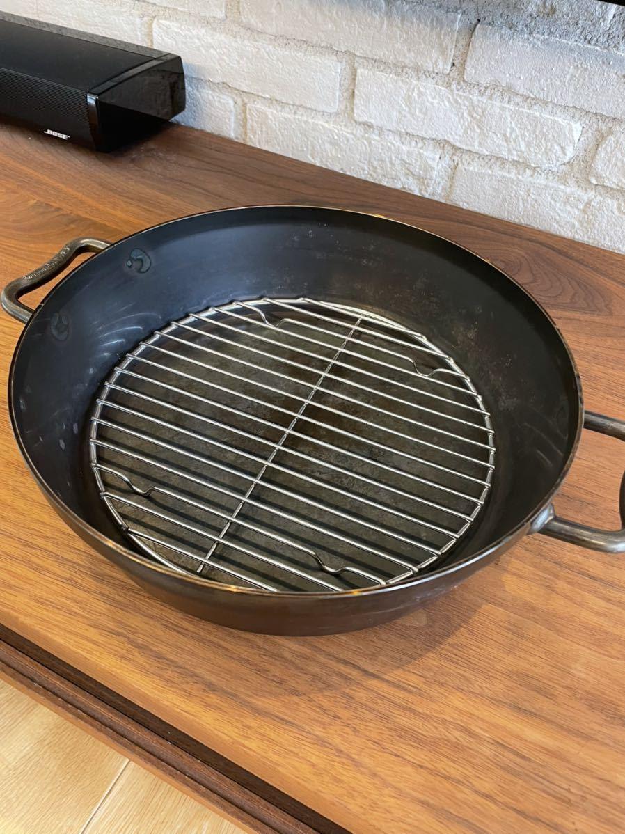 ユニフレーム ダッチオーブン 10インチ ハーフ HALF UNIFLAME ダッチパン_画像2