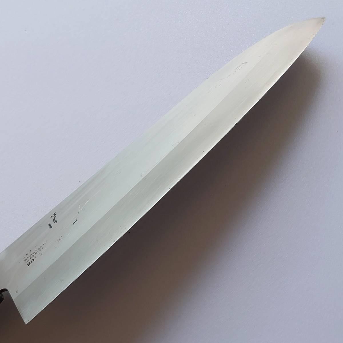 万能包丁 関孫六 KAI 刃長約165㎜ 洋包丁 三徳包丁 調理器具 刃物 日本製 【8315】_画像6