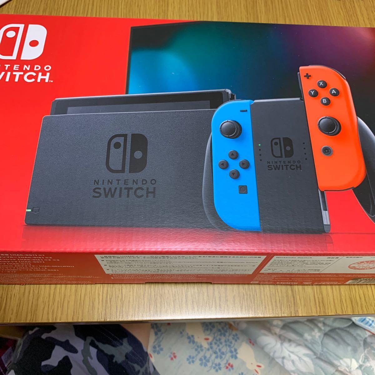Nintendo Switch NINTENDO SWITCH JOY-CON ネオンフルー/ネオンレット