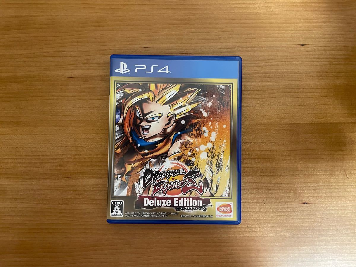 PS4 ドラゴンボールファイターズ デラックスエディション