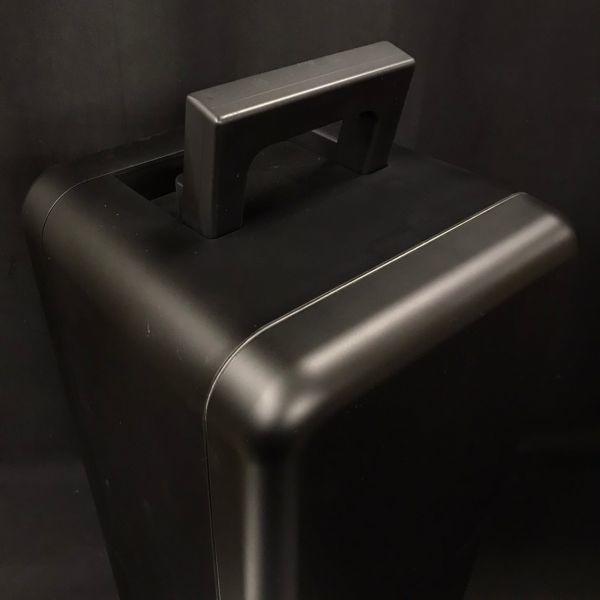 A11s12A 未使用 レコルト パーソナルクーラーボックス RPC-1 recolte Personal Cooler Box ブラック ミニ 冷蔵庫_画像5