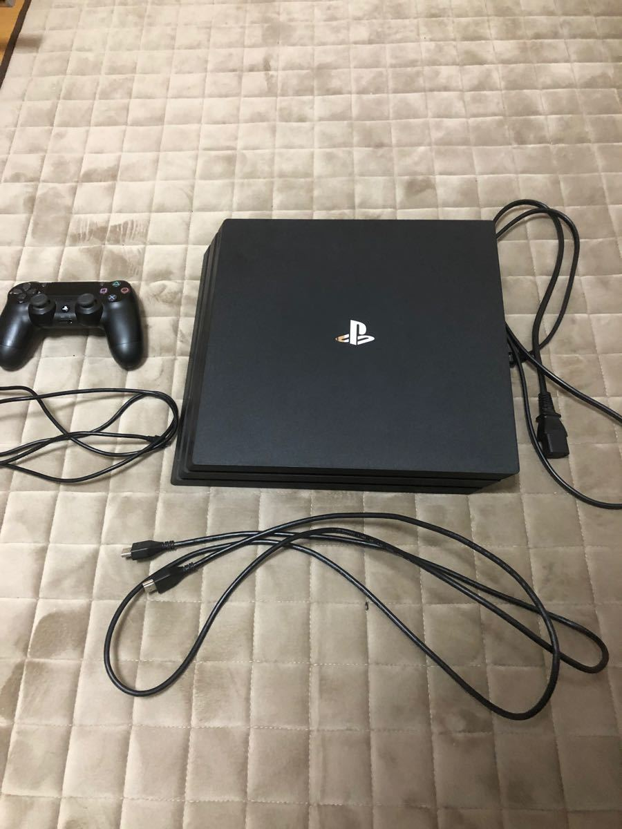 PS4 Pro PS4本体 CUH-7000