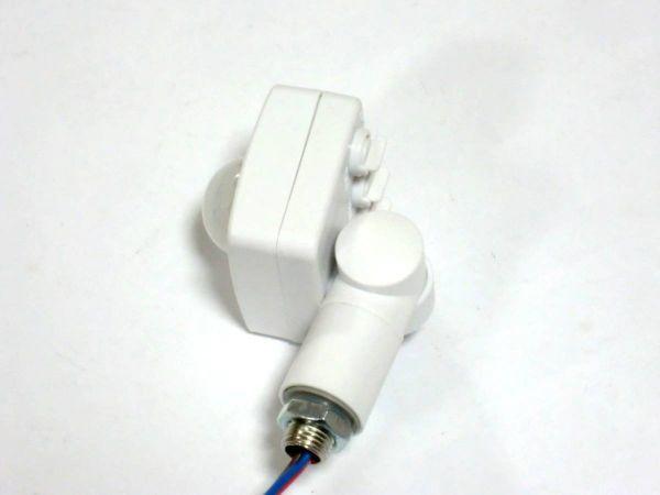 ◇人感センサースイッチ 小型高機能3調整タイプ☆4/新品 赤外線センサー ダイソーLEDライト、電球型蛍光灯_画像6