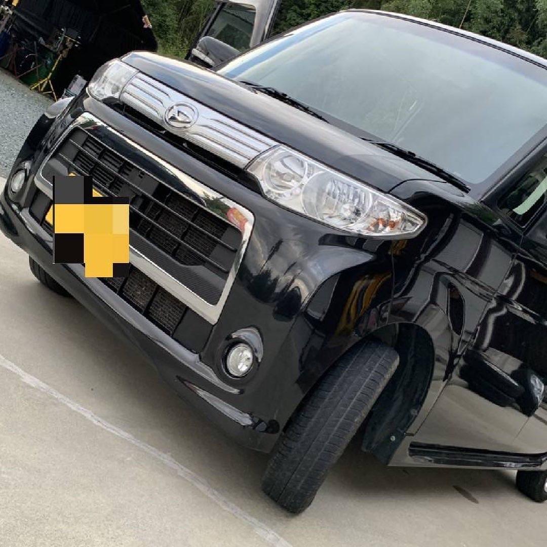 「タントカスタム H24年式 車検令和5年6月」の画像2