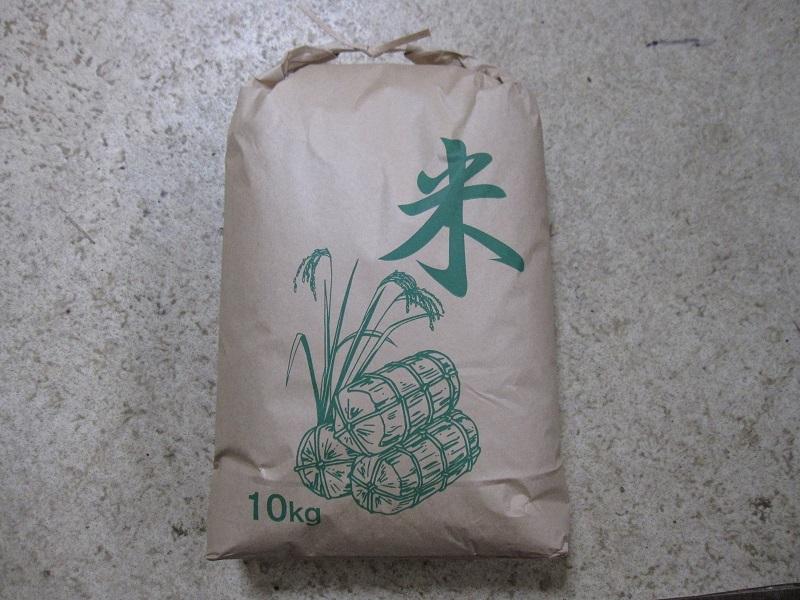 鳥取県令和3年産減農薬 新米ひとめぼれ玄米10kg送料無料 精米無料 _画像4