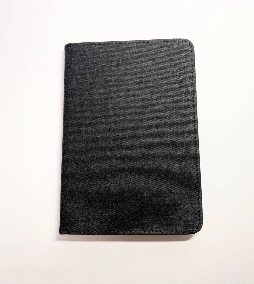 Kindle Paperwhite 全世代通用の保護カバー ケース ブラック
