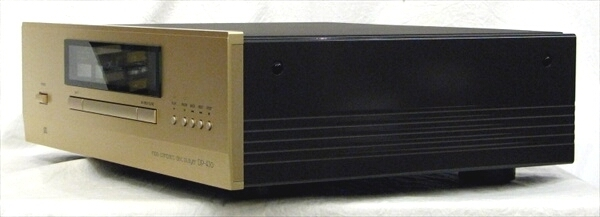 CDプレーヤー Accuphase DP-430  アキュフェーズ 2020年9月購入品_画像2